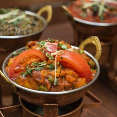 Unique Taste in Indian Food